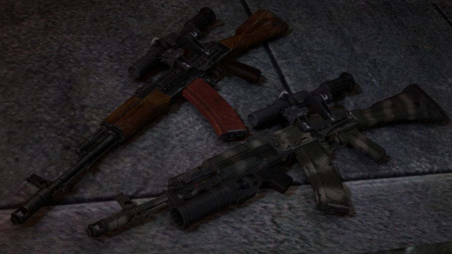 AK Pack Taster