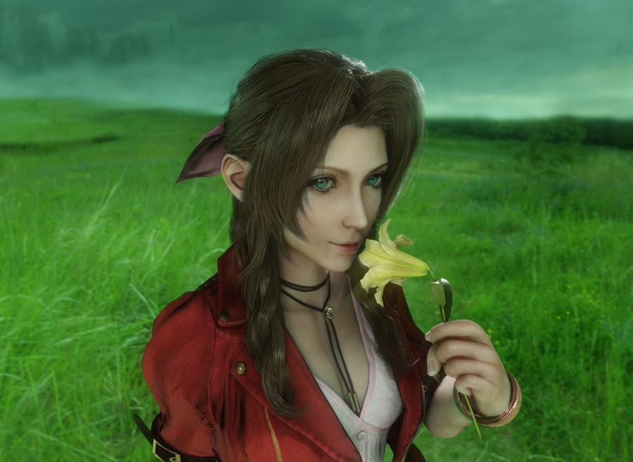 Final Fantasy 7 Remake - Aerith Gainsborough