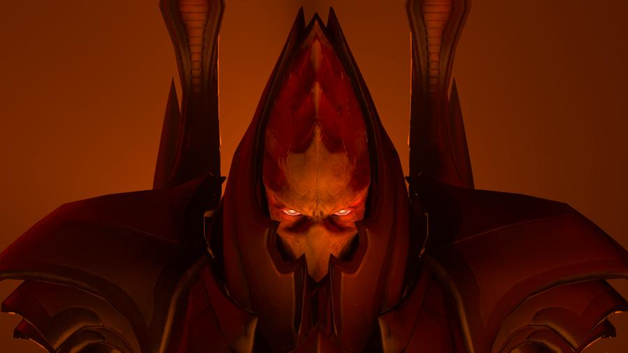(SC2) Highlord Alarak