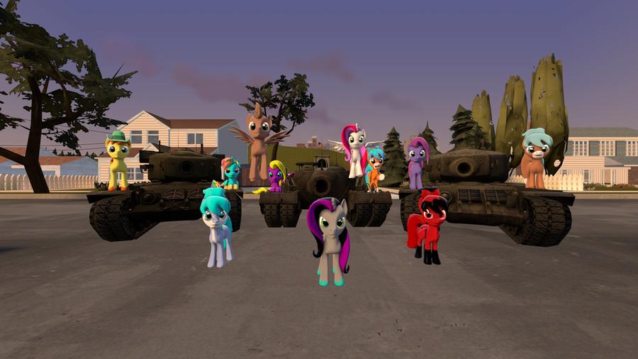 World of Tanks - American Pack
