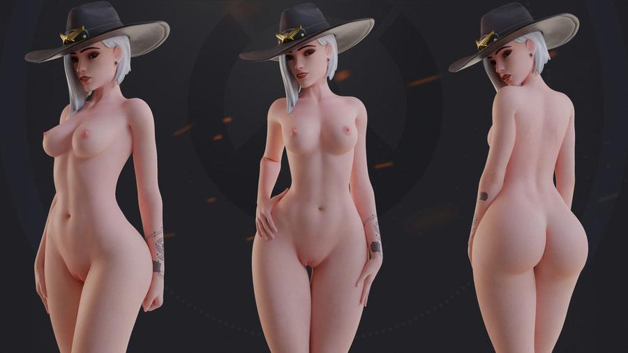 Overwatch - Arhoangel's models V1.2