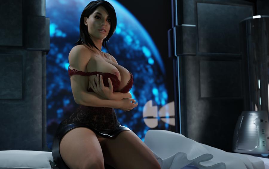 Mass Effect | Ashley Williams