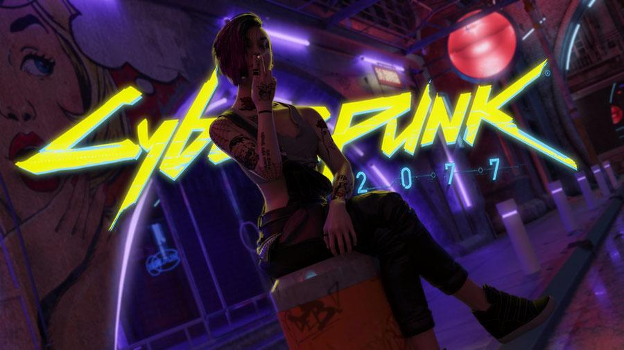 Judy Alvarez - Cyberpunk 2077