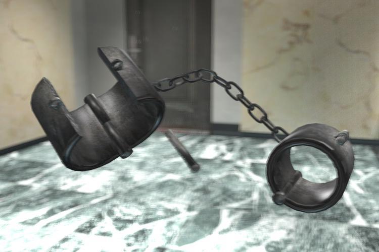 Barbell Medieval Cuffs (v1.1)
