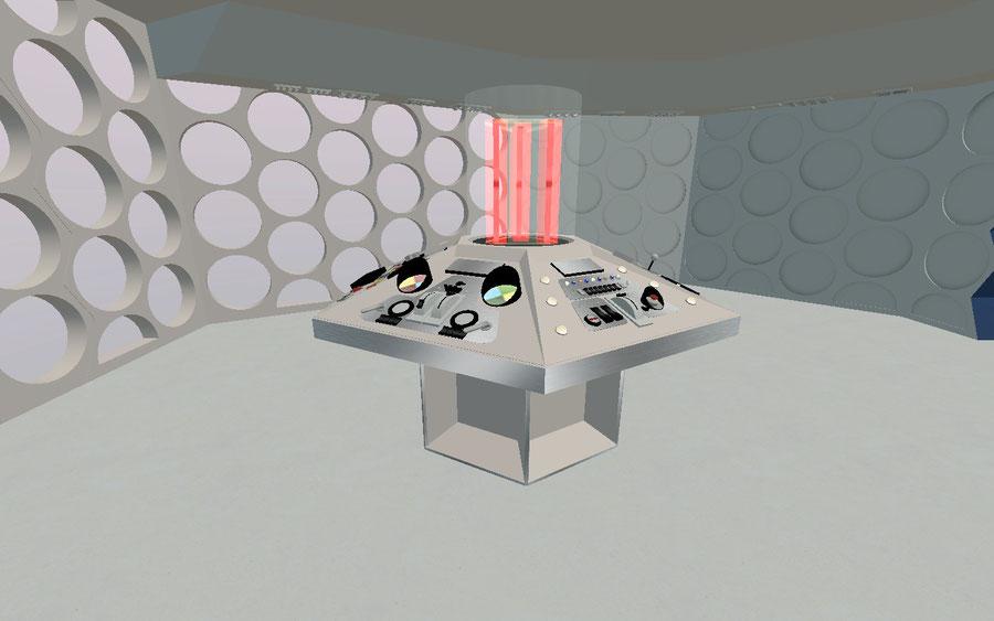 The Doctor's TARDIS