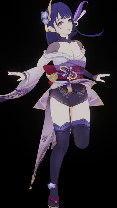 Ei ( Raiden shogun ) [Genshin Impact