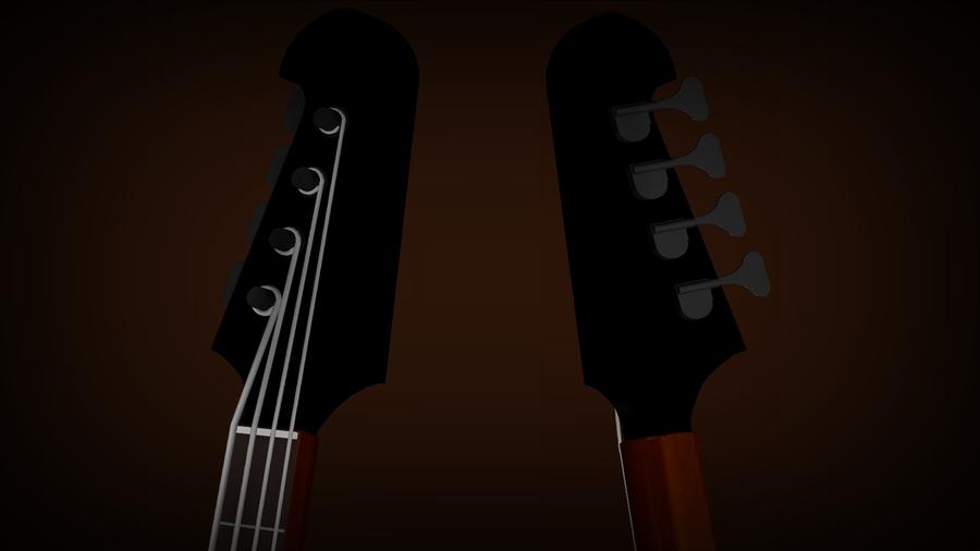 SFM - Gibson Thunderbird Bass