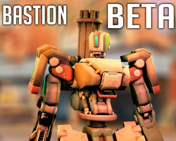 [Overwatch] Bastion