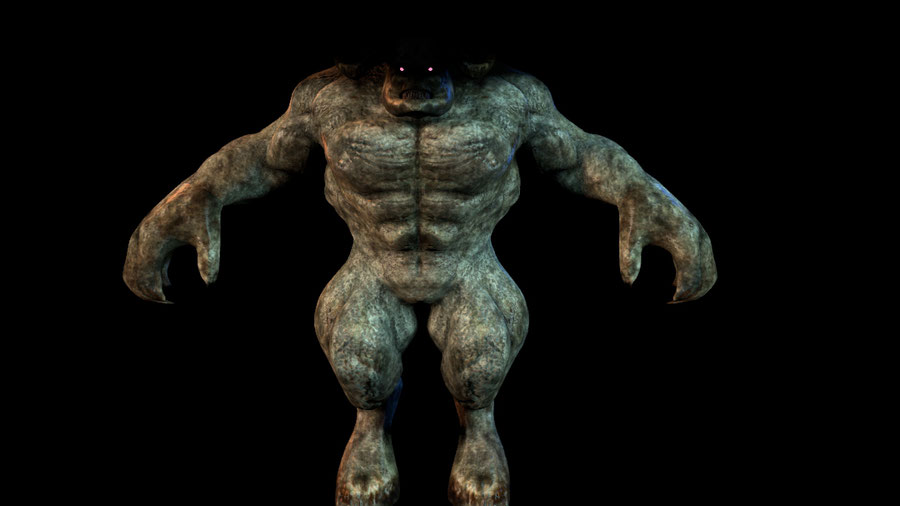 Big Khnum Demon