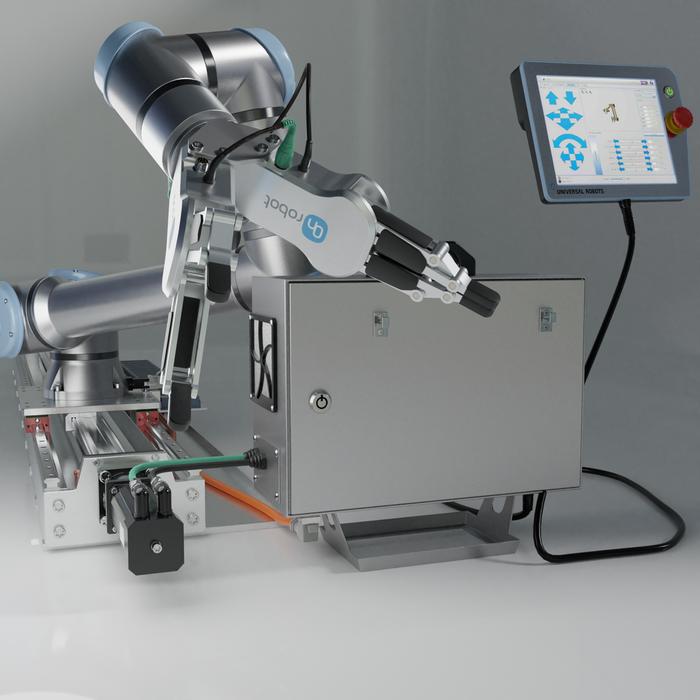 """Industrial Robot """"Universal Robots"""" UR10s"""