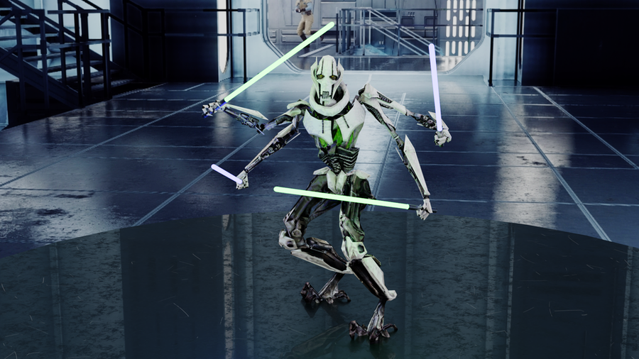 [Star Wars Battlefront 3] General Grievous