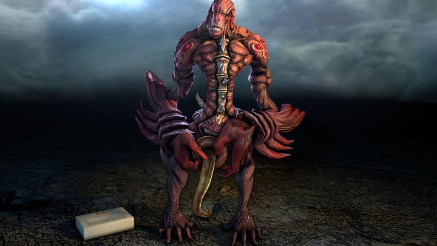 TERA - Blood Creature