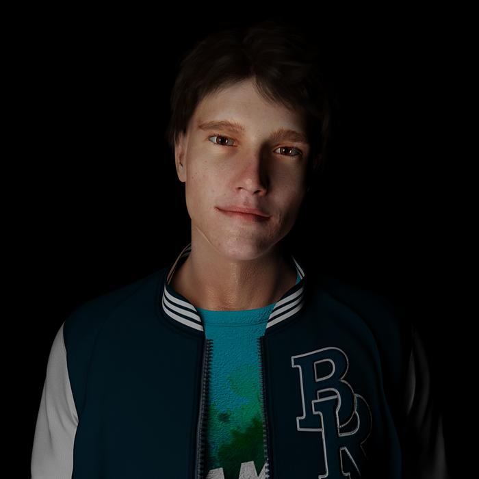 Braden (Generic Male 2)