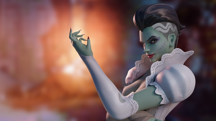 Ultimate Sombra - Overwatch