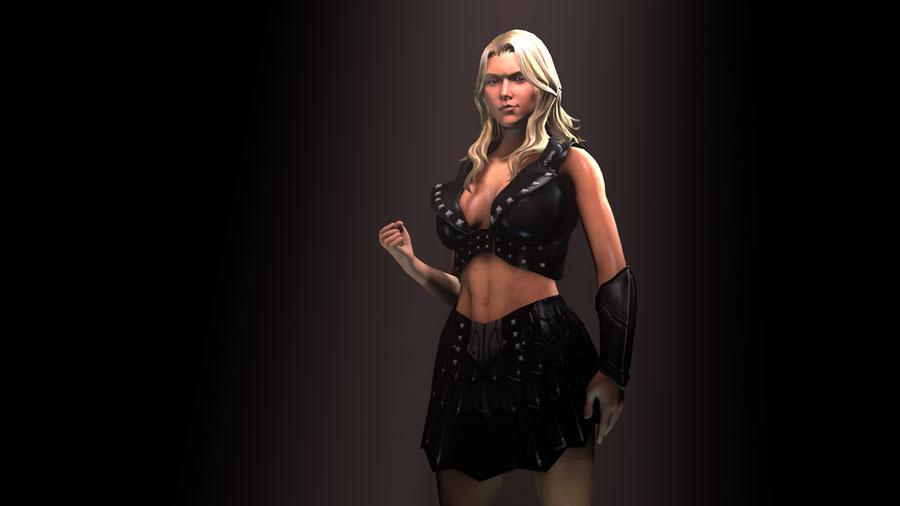 Callisto (Xena: Warrior Princess)