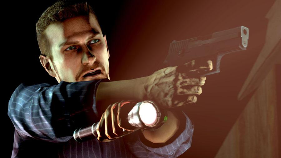 Resident Evil Revelations 2 Neil Fisher
