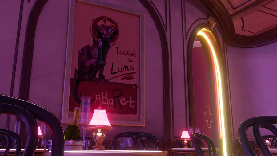 Overwatch - Cabaret Luna