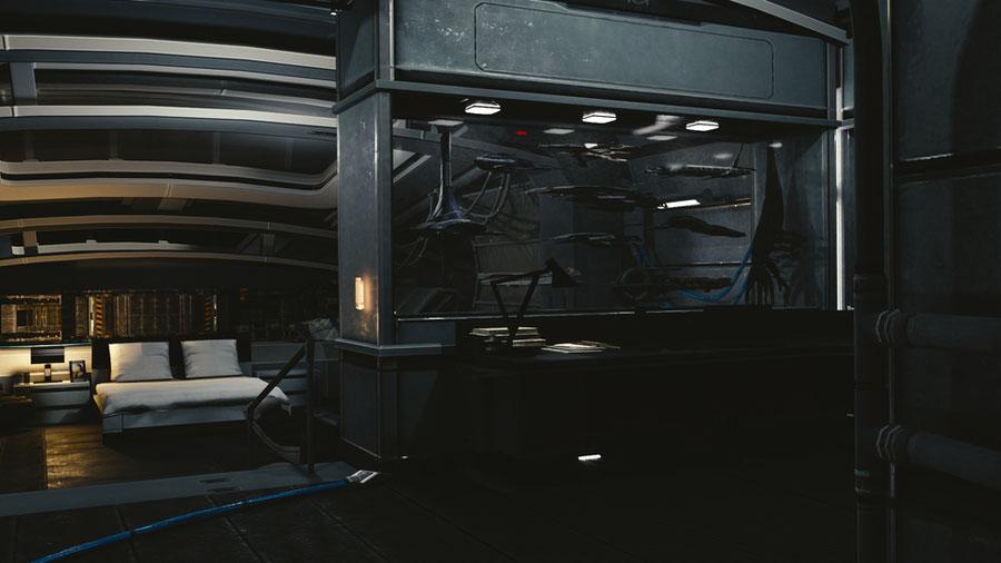 Shepard's Cabin [Blender]
