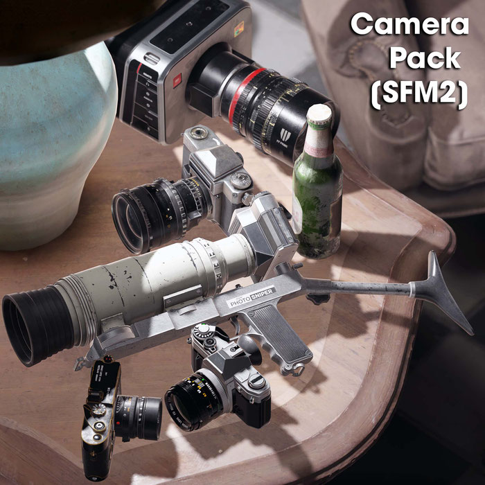 [SFM2] Camera Pack