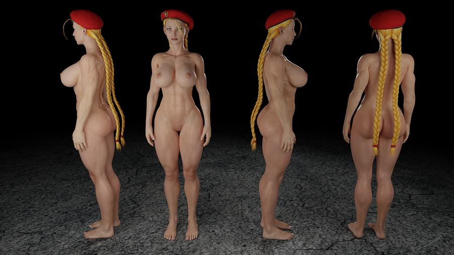 Cammy HD [Street Fighter/Custom]