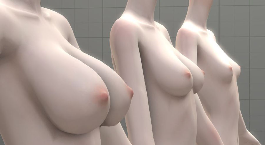 Anime Morph-able Body