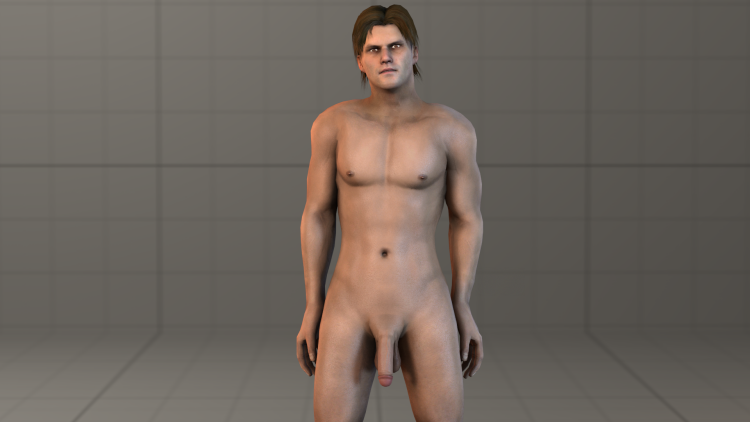 Nude Carlos Oliveira