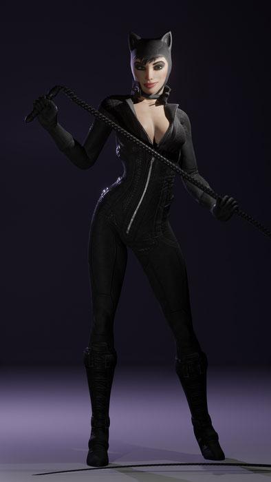 Catwoman - Batman Arkham
