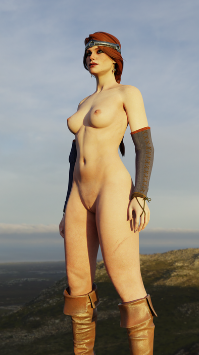 Cerys an Craite (The Witcher 3)