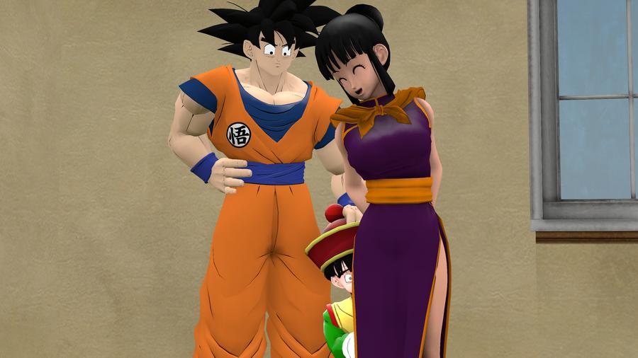 Dragon Ball: Chi-Chi