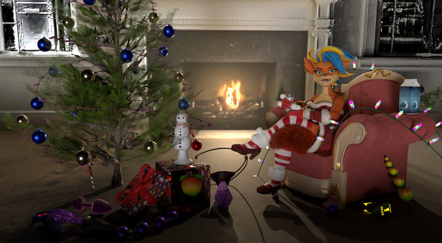 Toys (Crashbandicoot+Chrisrmas)
