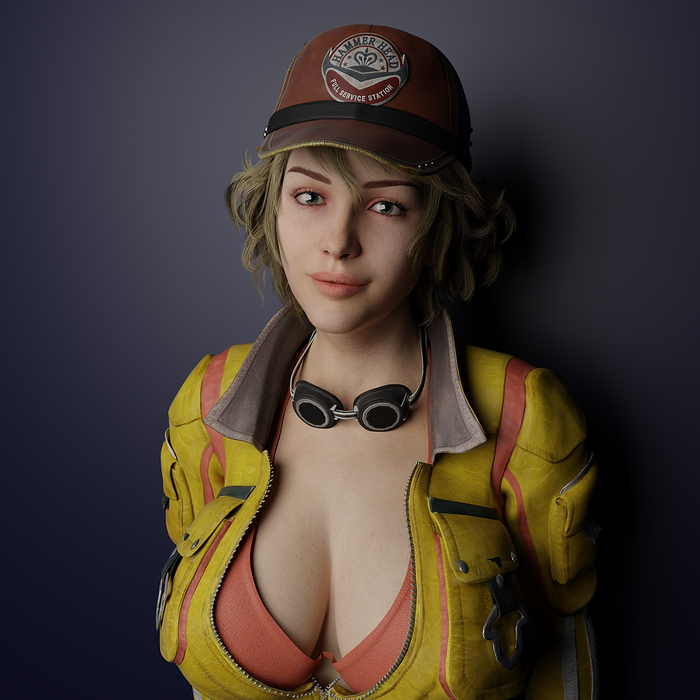 Cindy Aurum [FFXV/Custom]