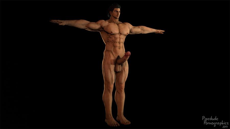 [ Tekken 7 ] - Claudio Serafino Nude