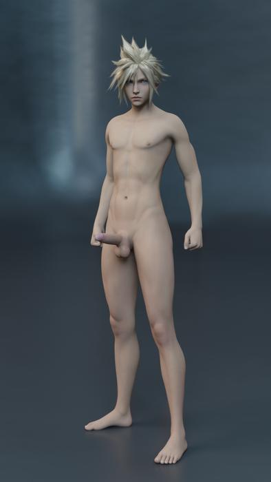 Cloud Strife - Final Fantasy VII Remake