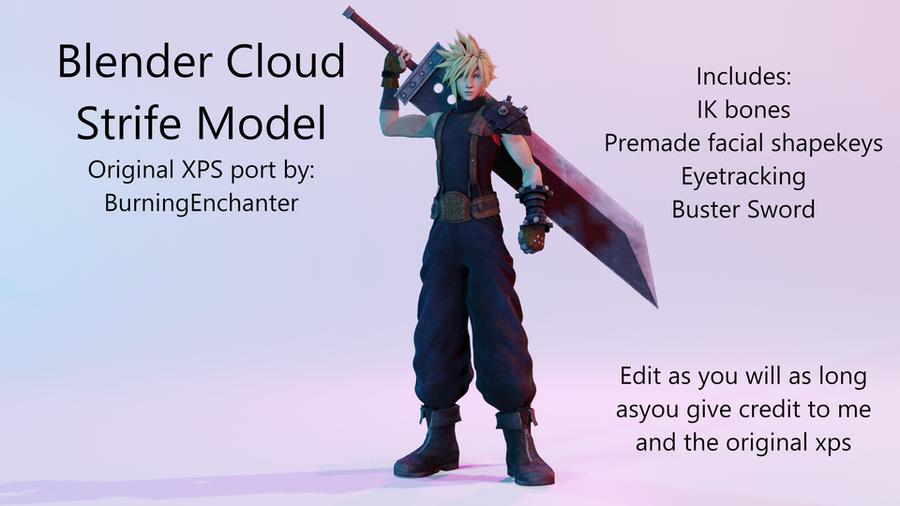 Dissidia NT Cloud
