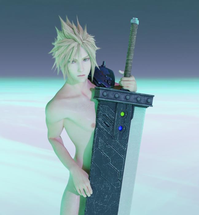 Final Fantasy 7 Remake - Cloud Strife