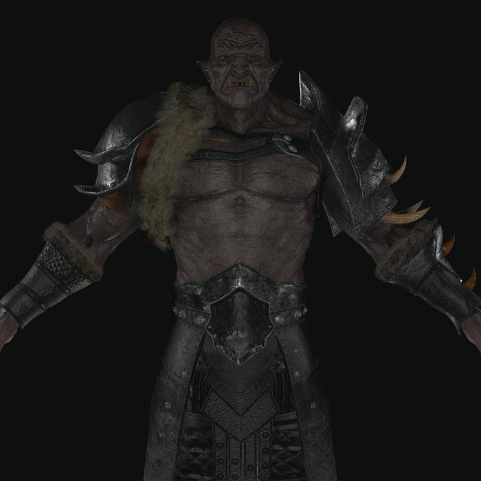 Horgash Bonehammer HD