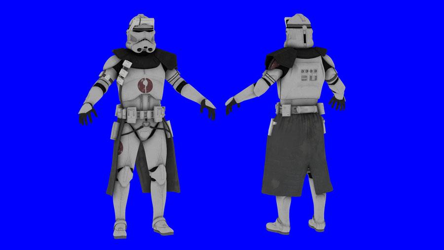 Star Wars: Clone Trooper 91st Pack V1