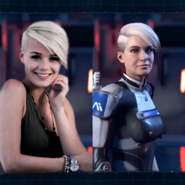 [Mass Effect: Andromeda] Cora Harper
