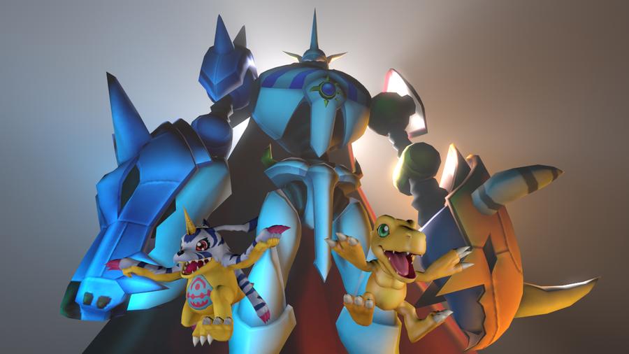 Digimon Linkz-Crest of Friendship Pack