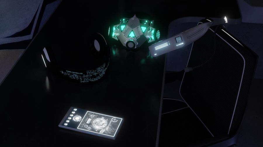 Cyberpunk Gadgets