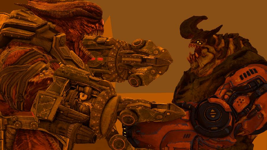 Duke Nukem Forever - Cycloid Emperor