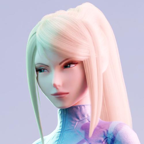 Nintendon't S@мus - Arhoangel model