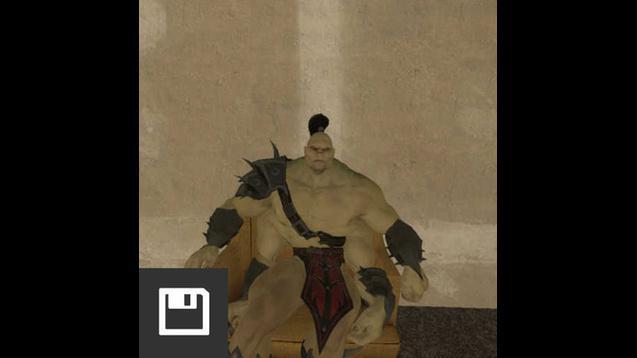 Mortal Kombat 9 Goro & Kintaro