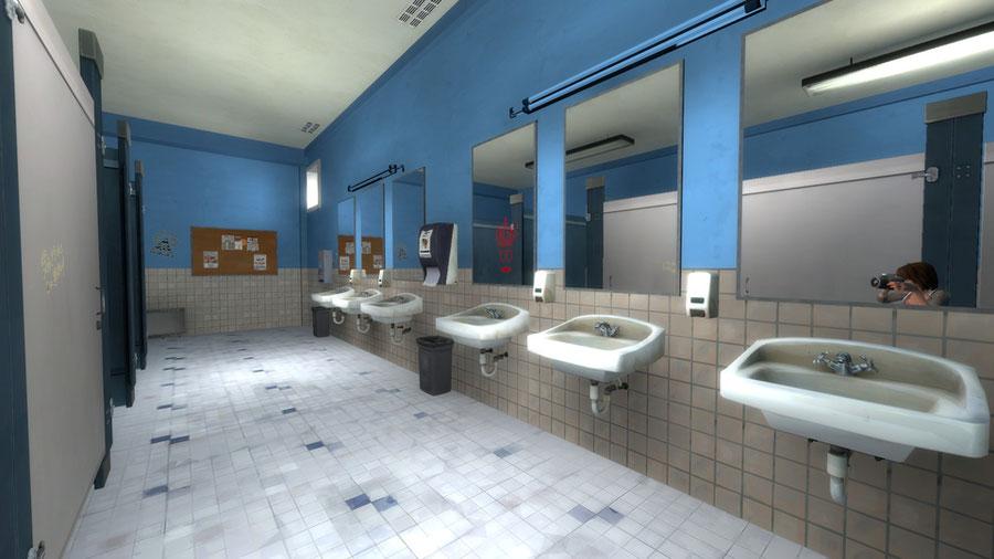 Life is Strange - Toilets