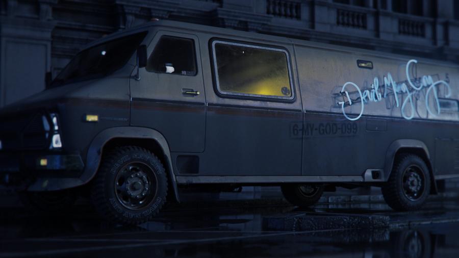 [Devil May Cry 5] Van