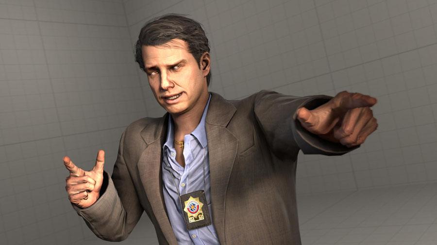 Max Payne 3 Wilson Da Silva