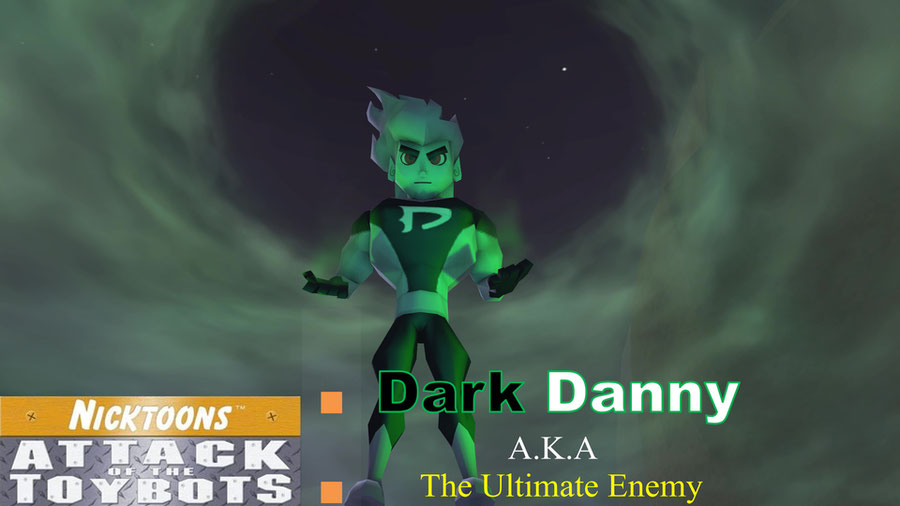 Attack of the Toybots: Dark Danny