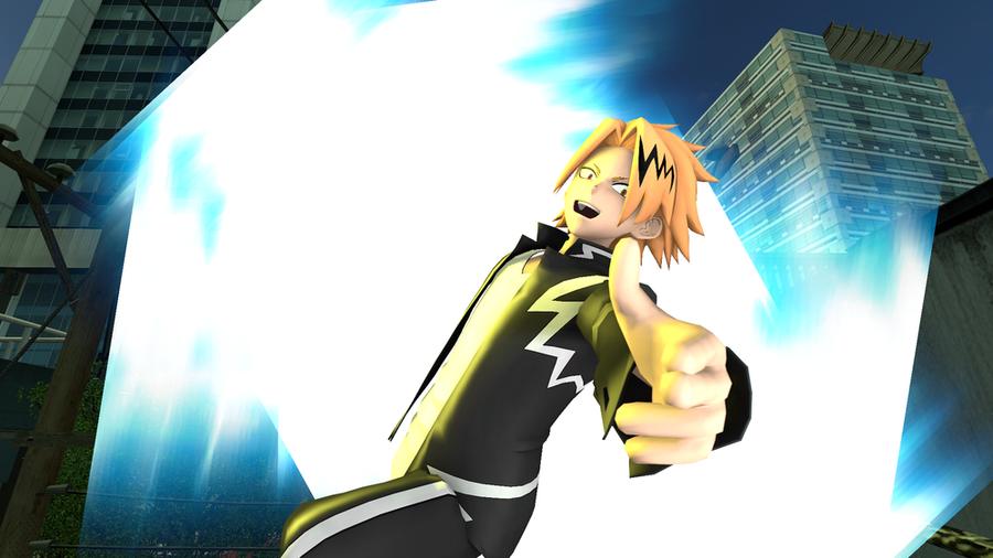 My Hero Academia: Denki Kaminari pack