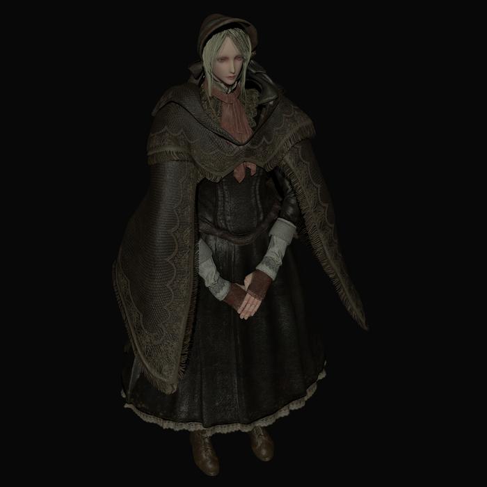 The Doll (Bloodborne)