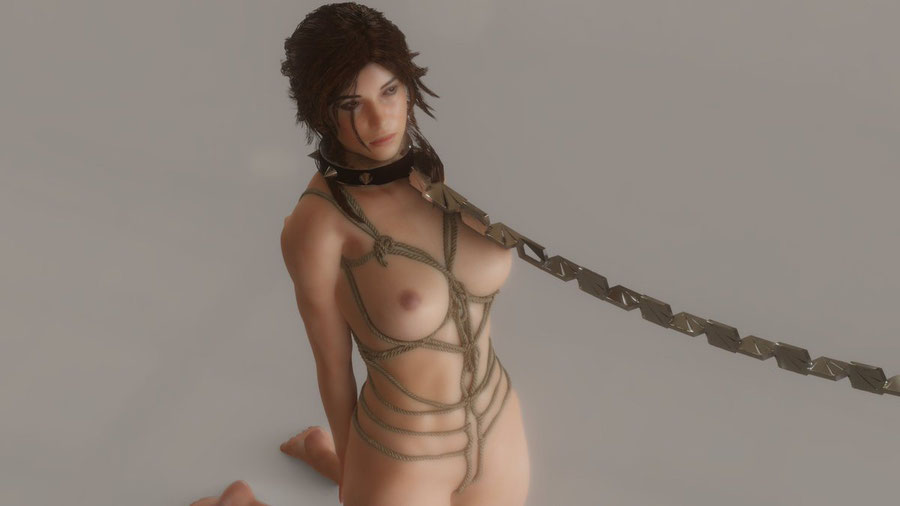 Lara Croft for Blender 2.8